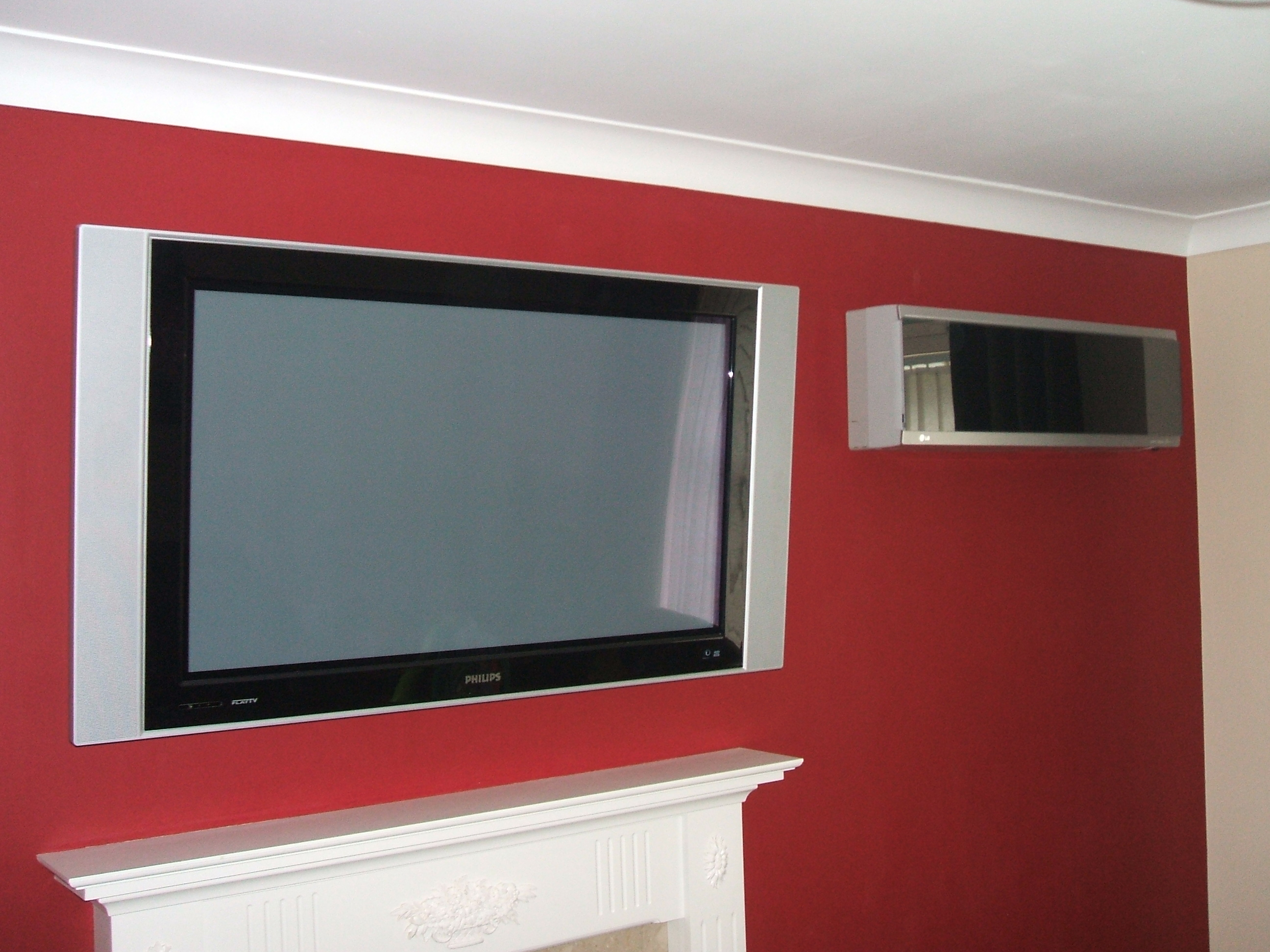 Indoor Unit house front room Air Conditioning Scunthorpe